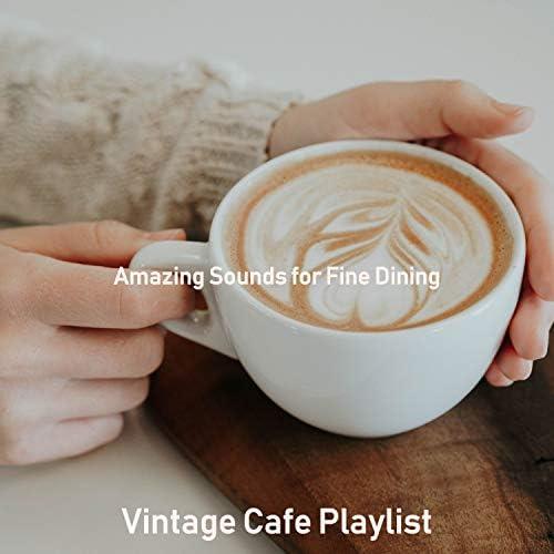Vintage Cafe Playlist