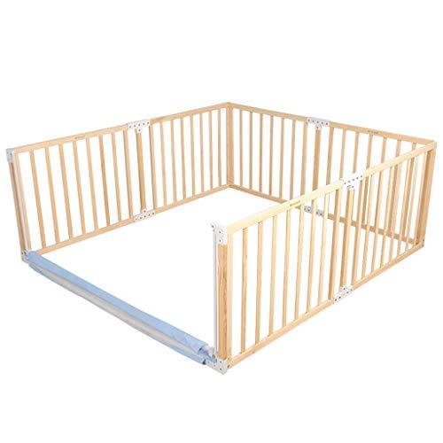 JIMI-I Baby Playpen Centre d'activités pour Enfants Sécurité Cour de Jeu Maison Intérieur Intérieur Extérieur (180 * 180 * 76cm)