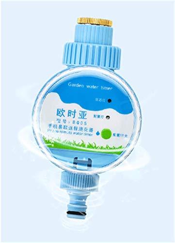 ZPDM Bewässerungsuhr Automatische, Intelligente Sprinkler Controller, WiFi, Remote Access