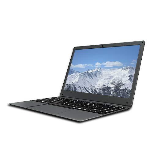 BMAX S13 13.3' Ordenador portatil,Windows 10 Laptop, Intel N4000 8GB LPDDR4 de RAM, 128GB SSD de Almacenamiento, QWERTY Diseño de Teclado Americano