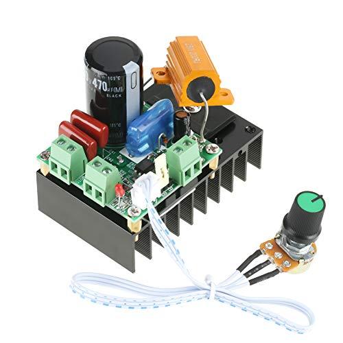 Verano encantador Controlador de velocidad del motor, DM-1105S-L12V 24V 48V 110V 400W DC Controlador de velocidad del motor del cepillo
