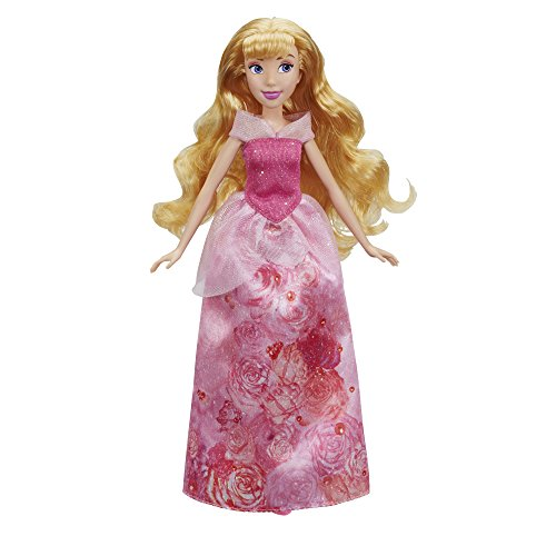 Disney Princess Aurora Brillo Real. (Hasbro E0278ES2)