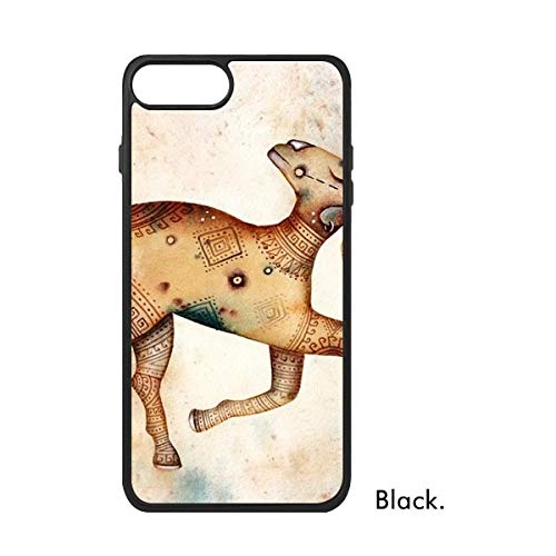 DIYthinker maart april Ram sterrenbeeld Zodiac Phonecase Apple Cover Case Gift, iPhone 8 Case