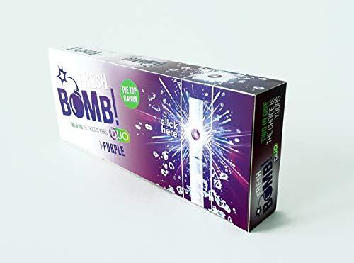 Fresh Bomb Purple Click Hülsen mit Aromakapsel 5 Boxen (500 Hülsen)