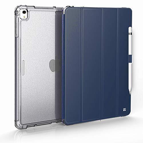 Ibroz Smart Cover Bleu pour iPad Air 10,5'