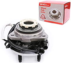 FKG 515027 (4WD Only) Front Wheel Bearing Hub Assembly fit for 1998-1999 Ford Ranger, 1998-1999 Mazda B4000 (w/Pulse Vacuum Hub Locks & 4-Wheel ABS models)
