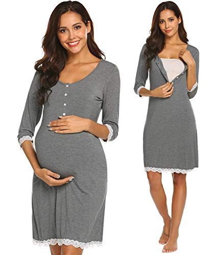 Best hospital robe maternity delivery for 2020