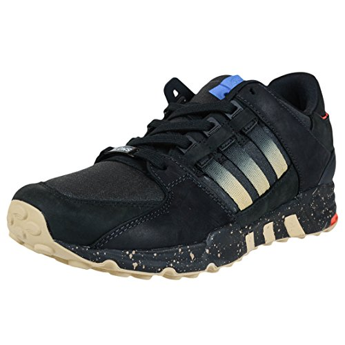 Adidas Mens X Lows Equipment Running Support Black/Matte Gold Synthetic Size 8