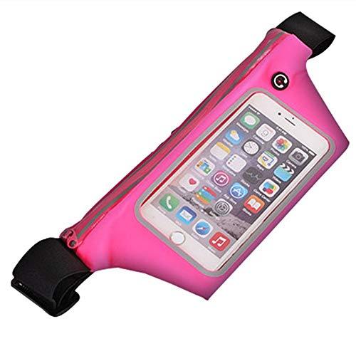 ILYO Pochettes Portables pour écrans tactiles Poches de Sports de Plein air imperméables Multifonctions