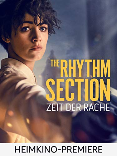 The Rhythm Section - Zeit der Rache [dt./OV]