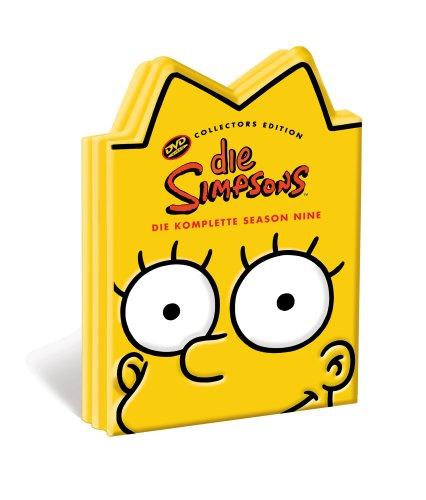 Season 9 (Kopf-Tiefzieh-Box, Collector's Edition, 4 DVDs)