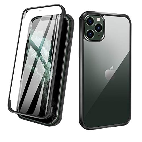 ZHIKE iPhone XS Max Case,Full Body Apple Phone Case Cover Front and Back...