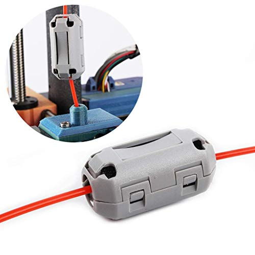 Accessories PLA/ABS 1.75mm Filament Clean Block Antistatic Dust Cleaner for 3D Printer 3D Printer printer accessories set