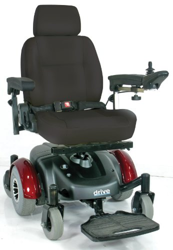 Drive Medical Image EC Wheel Drive Wheelchair