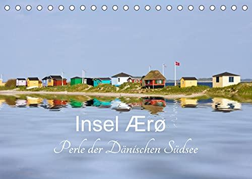 Insel Ærø - Perle der Dänischen Südsee (Tischkalender 2022 DIN A5 quer)