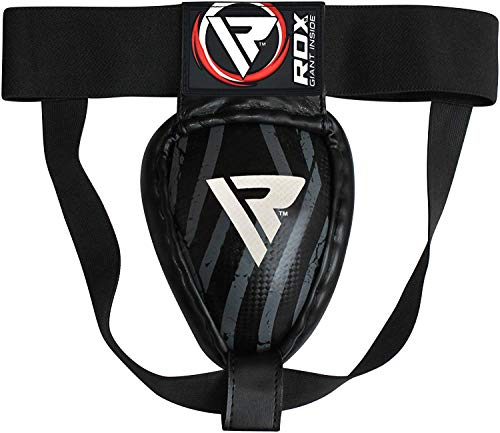 RDX Groin Protector for Boxing, Muay Thai, Kickboxing...