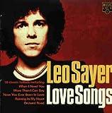 Songtexte von Leo Sayer - Love Songs