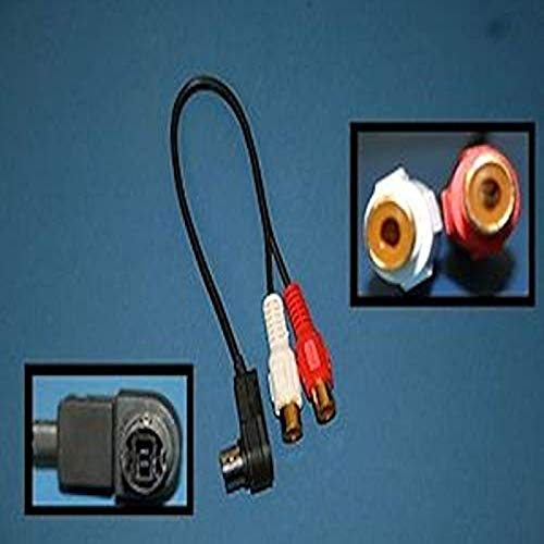 Alpine Ai-net Rca Aux Auxiliary Input Adapter Cable