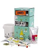 saveur bière - kit de brassage débutant, je brasse ma bière maison - 4l de bière - idée cadeau 100%