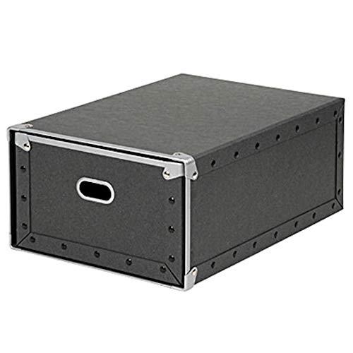 無印良品 硬質パルプボックス・引出式・深型