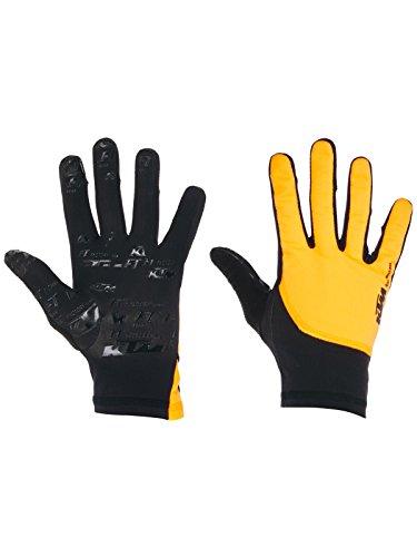 Ktm Mtb Handschuhe 2016 Factory Team All Season Schwarz-Orange (Small , Schwarz)