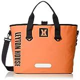 [レイトンハウス] SPLASH/スプラッシュ 防水トートバッグ ショルダーバッグ プール マリン バック 防水 鞄 TOTE 【35L】 オレンジ