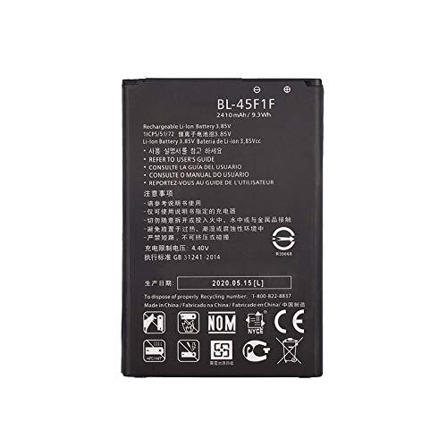 Pattaya BL-45F1F Batería compatible con LG K10 Pro 2017 K8 2017 LG Aristo MS210 Version K8 Phoenix 3 Batería de repuesto