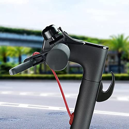 Patinete eléctrico Gancho Delantero Garra de suspensión - Kit de Montaje de Nylon Accesorios de Gancho Multifuncional Bolsa de Almacenamiento Compatible con Xiaomi Mijia M365 / M365 Pro