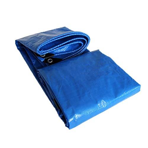 LLRDIAN Cubierta de lámina Impermeable for el Suelo Extra Resistente for tareas de construcción de Lona (Disponible en una Variedad de tamaños) Lona alquitranada (Size : 3x3M)