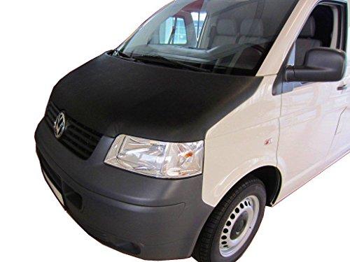 AB-00276 Vollbra Bonnet BRA für die ganze Motorhaube T5 2003-2009 Haubenbra Steinschlagschutz Tuning Bonnet Bra AUTO-BRA