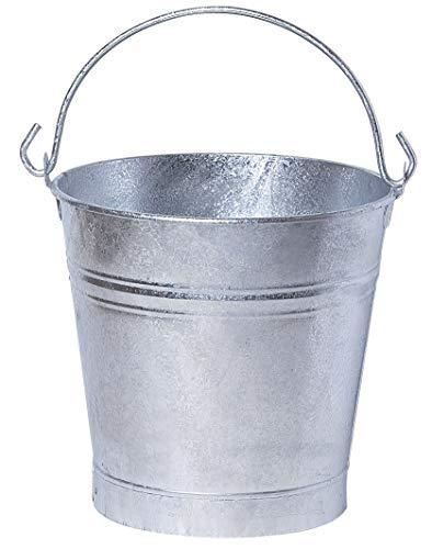 Guillouard 40120 - Cubo de acero galvanizado (11 L)