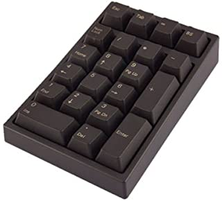 Leopold FC210TP Black PBT Numeric Keypad Mechanical Keyboard (Brown Cherry MX)