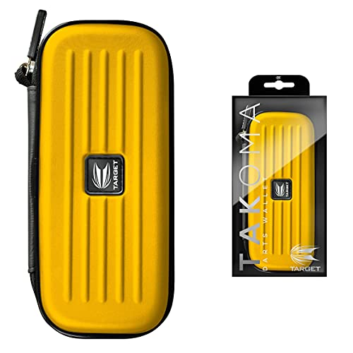 Target Darts Wallet Takoma Yellow Billetera, Unisex, Amarillo, 3 Dart