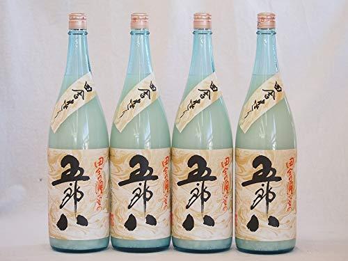 にごり酒 五郎八 菊水酒造(新潟県)1800ml×4