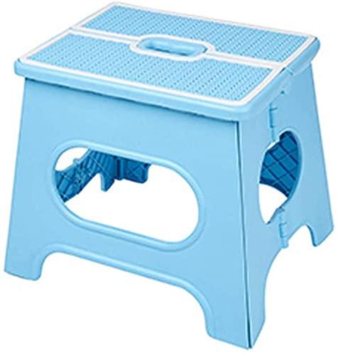 XQMY Taburete Plegable portátil para Adultos y niños, producción de plástico PP...