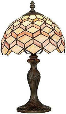 Fan Europe Lampe de table classique E27, 60W, mélangé, 35x 20