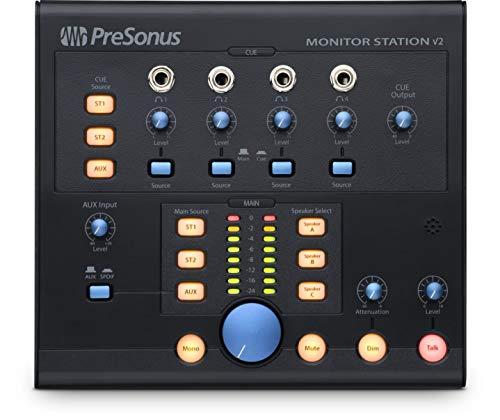 PreSonus Monitor Station V2 - Tonregie-Zentrale MONITO STAT V2