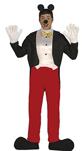 Guirca - kostium dla dorosłych myszka, rozmiar 52-54 (80635.0)