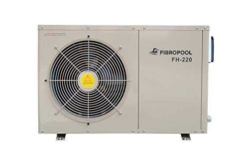 FibroPool FH 220 Swimming Pool Heater Heat Pump