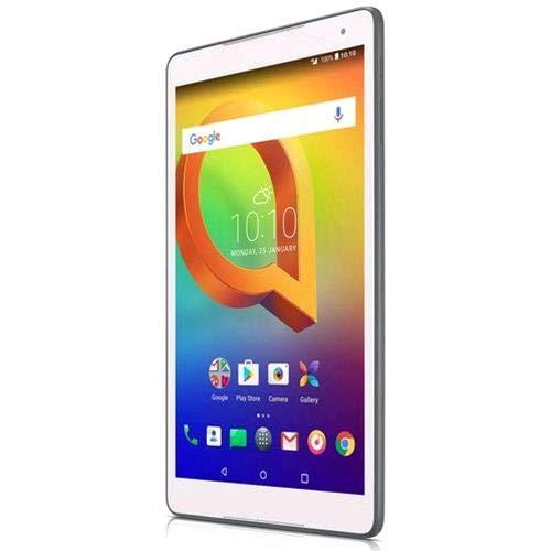 Alcatel 9026X-2AALWE1 A3 (10) Tablet-PC (AMD A4 ARM Cortex-A53, 2GB RAM, Android 7.0) weiß/Grau