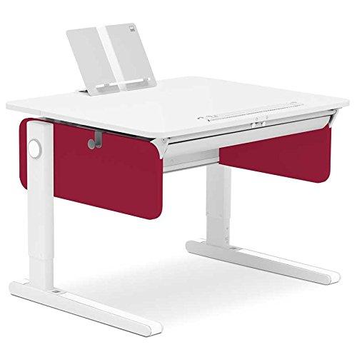 Moll Champion Compact Schreibtisch Rot