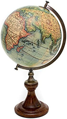 gran venta Luxury Antique French Globe of of of the World Up to 1745 by Bello Games New York, Inc.  Disfruta de un 50% de descuento.