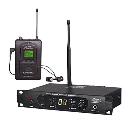 Audio2000'S In-Ear Audio Monitor System (AWM6304U)
