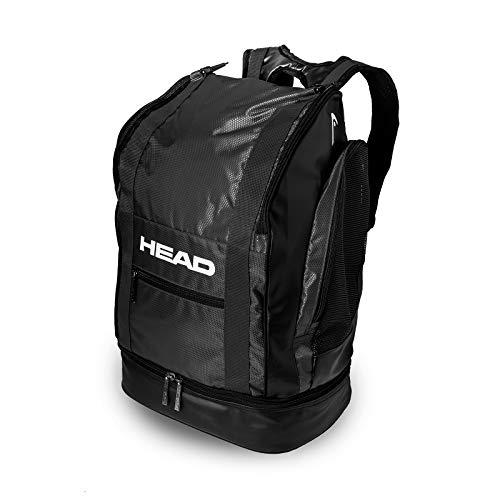 HEAD Tour Backpack 40Rucksack Unisex, schwarz/hellgrau