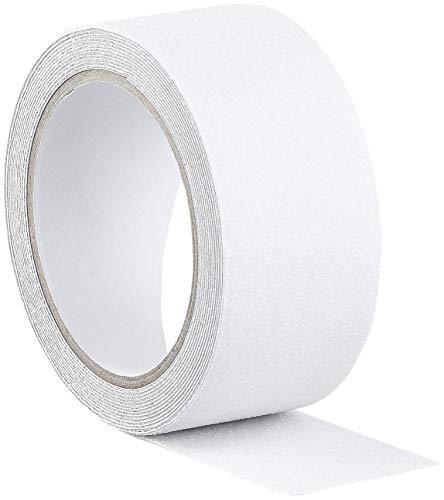AGT Anti Rutsch Tape: Anti-Rutsch-Klebeband, robust & wasserfest, 48 mm x 4 m, transparent (Antirutschstreifen)