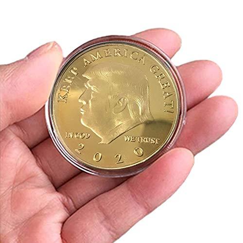 YYWJ - Sammlermünzen in Gold, Größe free size