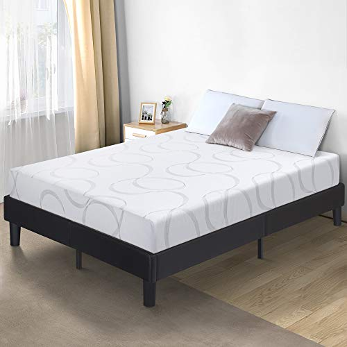 PrimaSleep 9 inch Aurora Multi-Layered I-Gel Infused Memory Foam Mattress, King, Model: