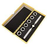 Horloger Outil de réparation de Montres 5537 Outil d'horloger avec rainure d'horloge et clé de Montre Couverture réparation pour Rolex Tudor Tissot