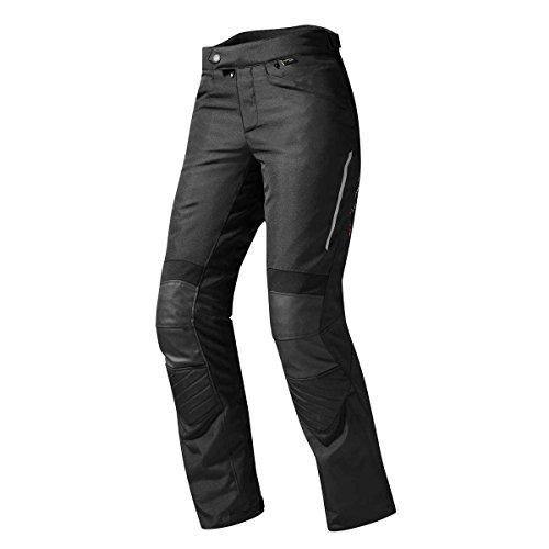 Revit Factor 3 Damen Motorradhose, Farbe schwarz, Größe 44