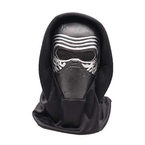 Star Wars Kylo Ren Darth Vader Helm Latex Maske Kostüm Cosplay Zubehör